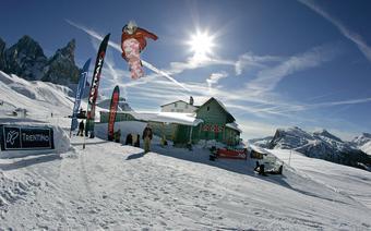 Snowpark w Trentino
