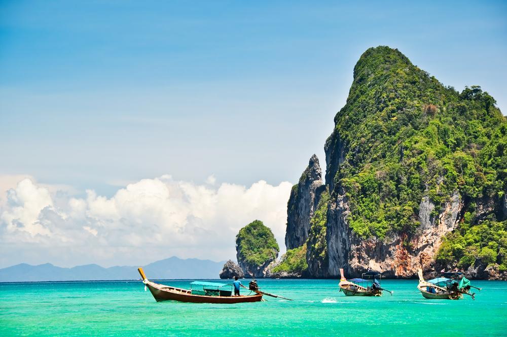 Tanie wakacje. Tajlandia Phuket / shutterstock