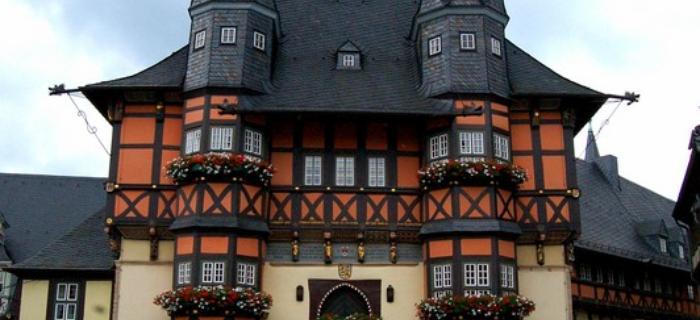 Ratusz w Wernigerode