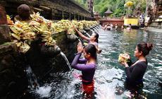 Świątynia Tirta Empul na wyspie Bali