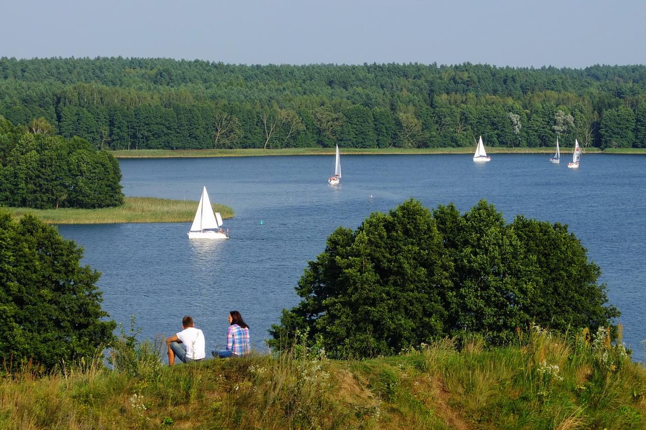 Jeziora w Polsce, Mazury