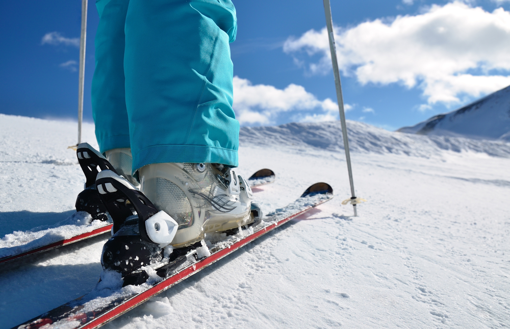 Wiązanie narciarskie